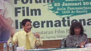 Pengamat Antar Budaya IAIN Harap Ada P. Ramlee Award