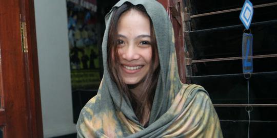 Nadia Vega Kunjungi IAIN Galang Bantuan Untuk Pulo Aceh