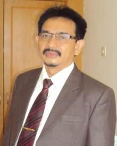 Rektor UIN Farid Wajdi