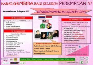 internasional muslimah day