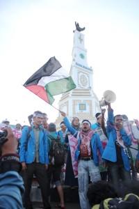 demo israel