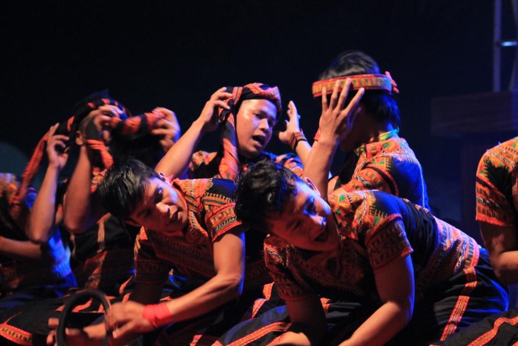 Foto | Tari Saman Pukau Pengunjung Pameran UPK