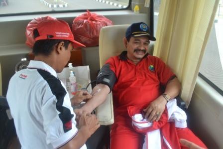 Yuk, Ramaikan Donor Darah Milad UIN Ar-Raniry