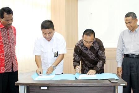 Saintek dan BPKON Wilayah I Jalin Kerjasama