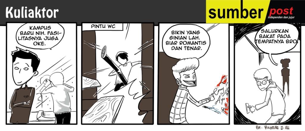 Komik | Fasilitas Baru