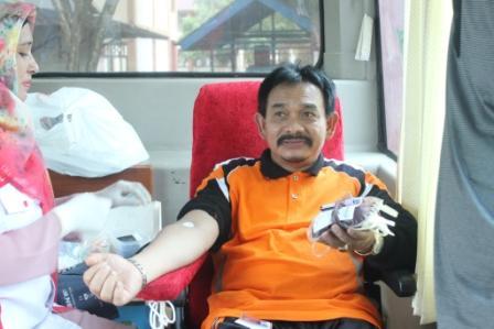KSR PMI UIN Kumpulkan 344 Kantong Darah
