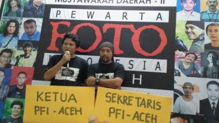 Fendra Tryshanie Pimpin PFI Aceh