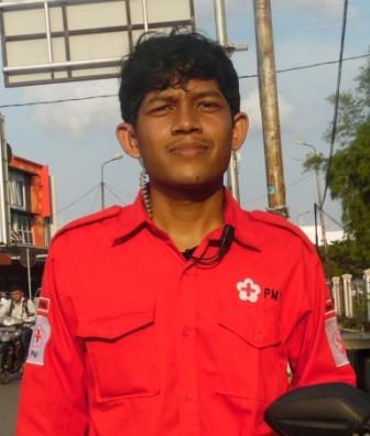 Feri Irawan Pimpin KSR PMI Unit UIN Ar-Raniry