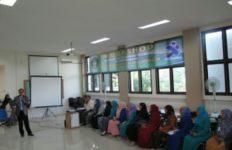 workshop benahi perpustakaan uin, maulidar