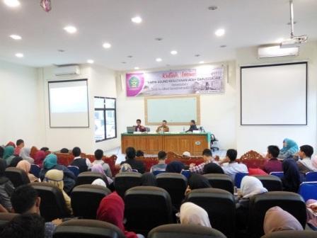 Guru Besar USM: Karya Agung Sulit Ditemukan di Aceh