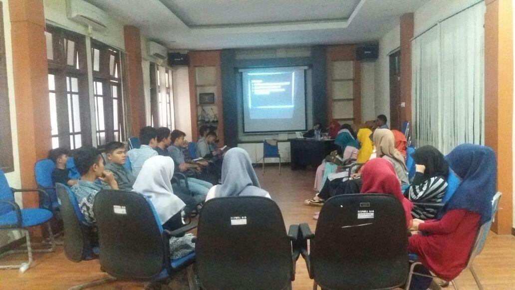 PMII Banda Aceh Bekali Kader Baru
