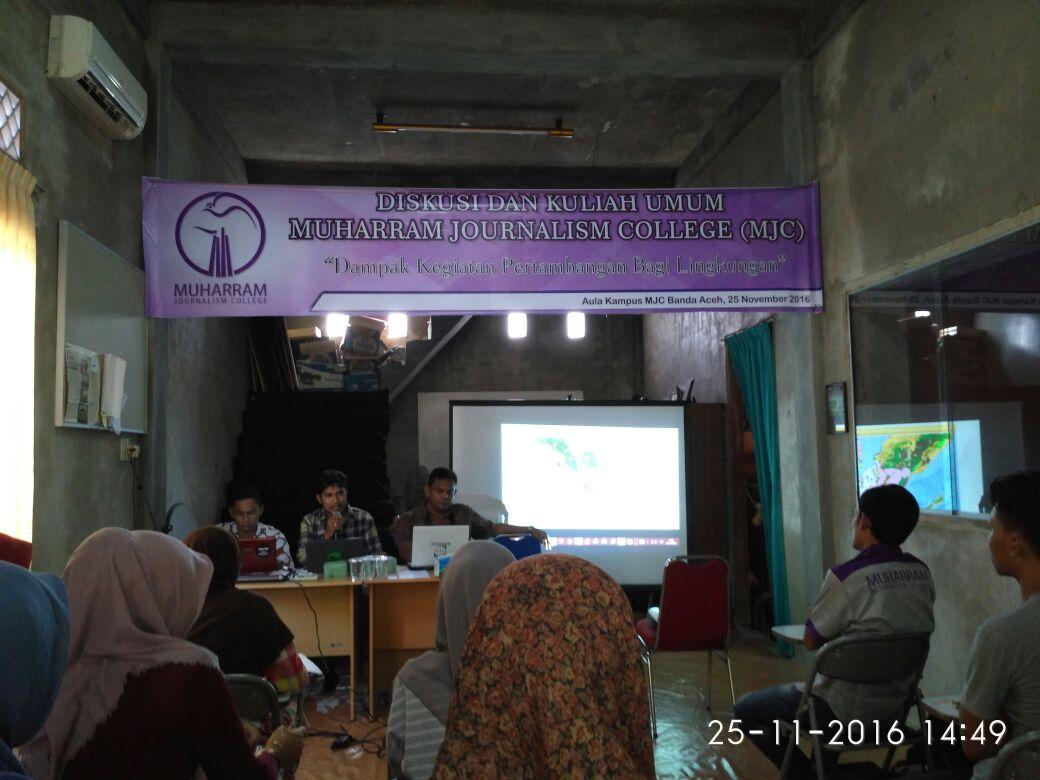 3 Ton Merkuri Cemari Sungai Aceh Pertahunnya