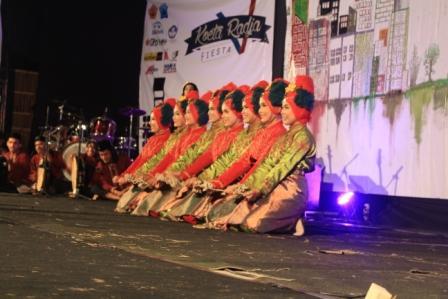 Putroe Phang Unsyiah Gelar Koeta Radja Fiesta V