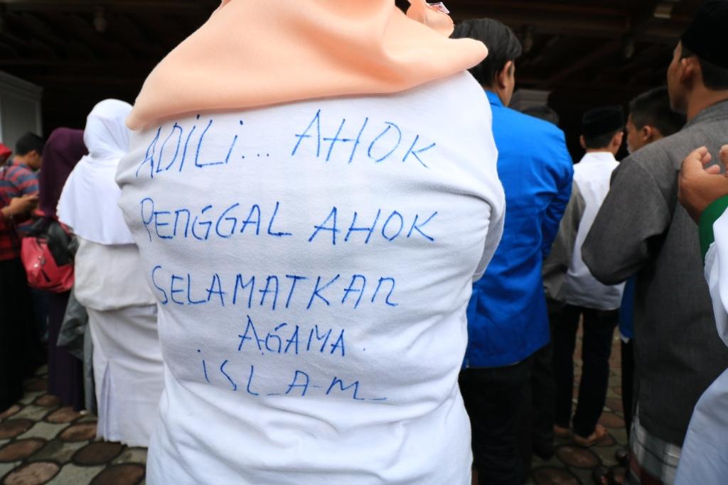 Dari Bandung ke Aceh untuk Kecam Ahok