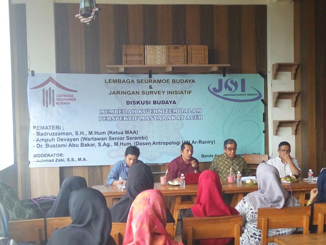 Membedah Ku'eh dalam Perspektif Masyarakat Aceh