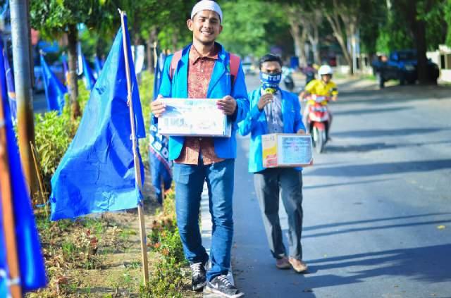 Mahasiswa FAH Galang Dana untuk Korban Gempa