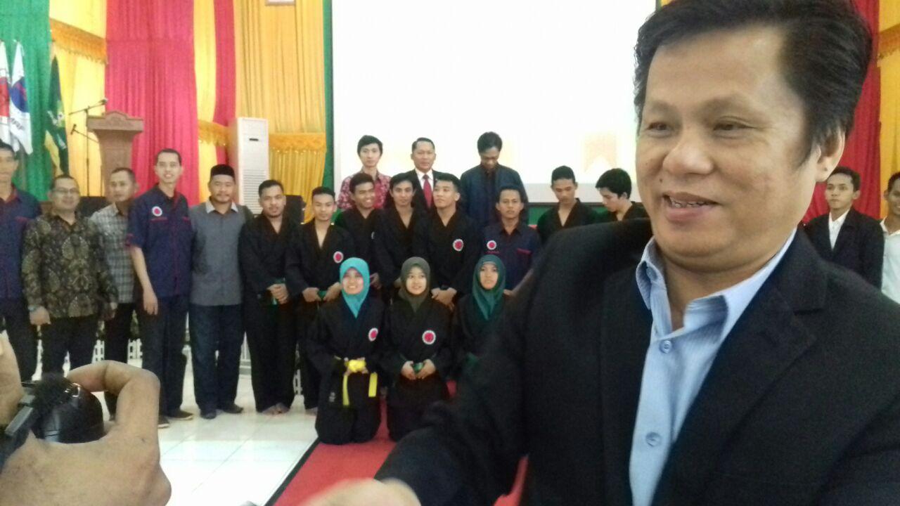 Master Yoyok: UIN Harus Menjadi Penggerak Hapkido di Aceh