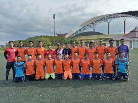 Dua Pelatih Nasional Pantau Talenta Muda Aceh