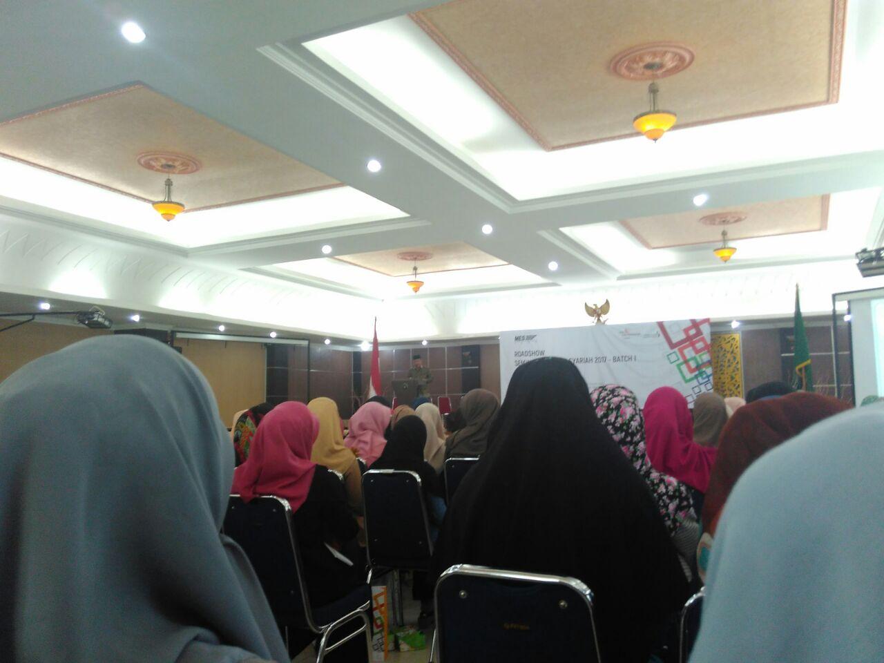 MES Aceh Gelar Seminar Asuransi Syariah