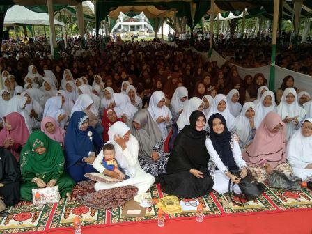 Dinas Syariat Islam Adakan Dakwah Jumatan