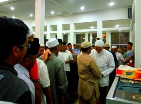 Warga Korea Selatan Peluk Islam di Aceh