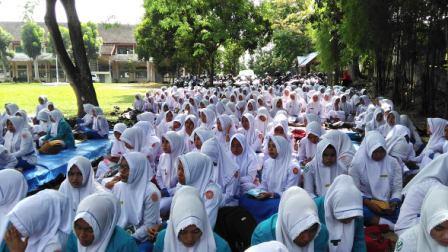 Dialihfungsikan, Mahasiswa Akademi Kesehatan Aceh Utara Yasinan