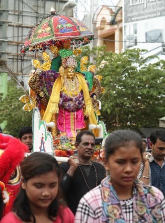 Perayaan Maha Puja Pangguni Uthiram di Banda Aceh