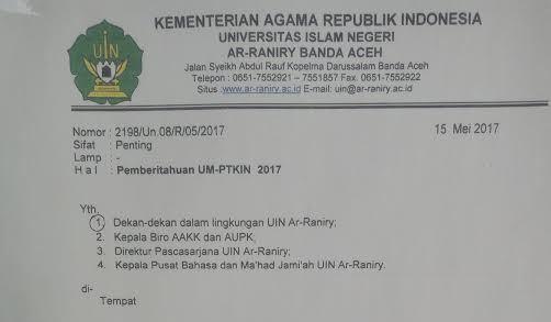 Um Ptkin 2017 Uin Diliburkan Sumberpost Com