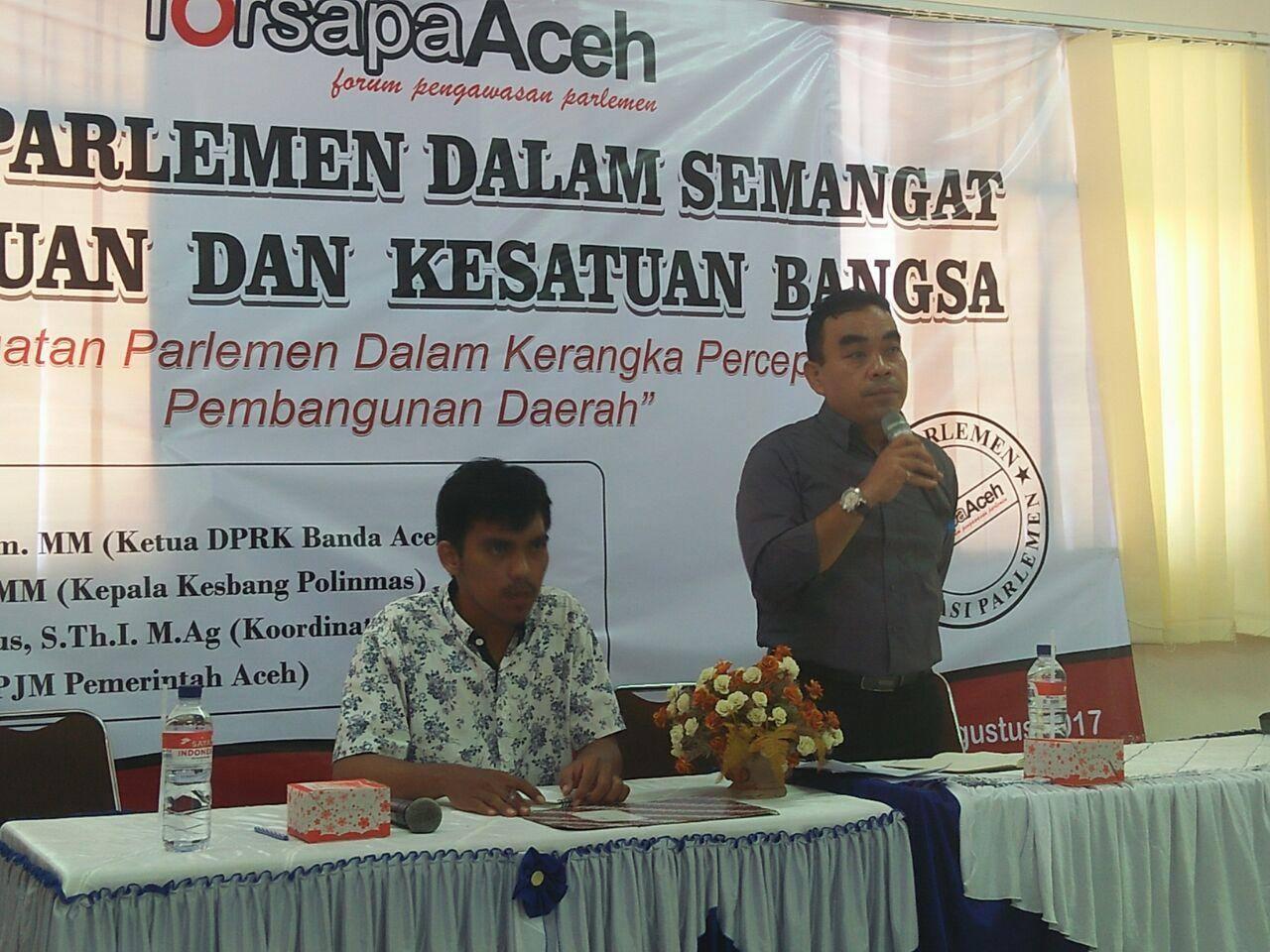 Aceh Termiskin di Sumatra, Ini Penyebabnya