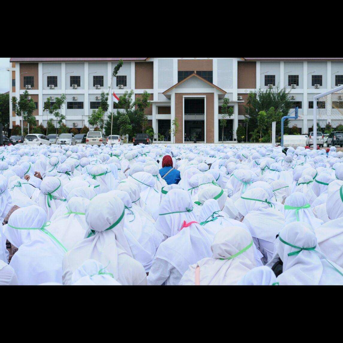 5.200 Mahasiswa Baru UIN Ar-Raniry Ikut PBAK