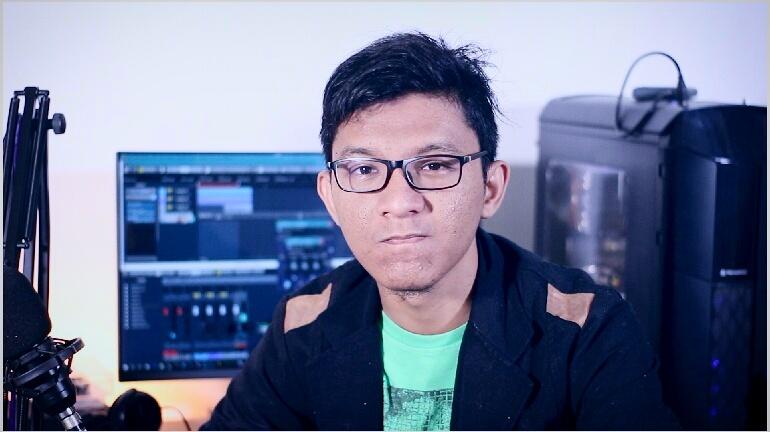 Mahasiswa UIN Satu Ini Hasilkan 159 Juta dari YouTube
