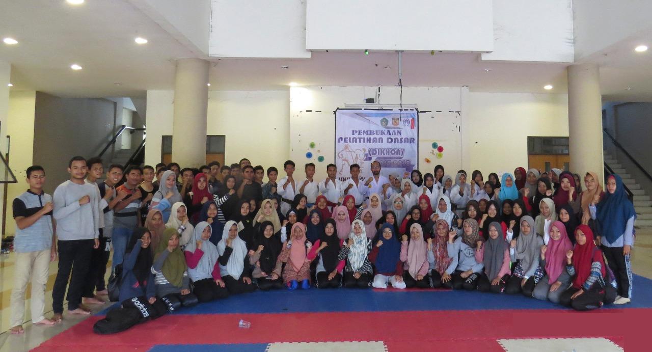 Warek III Buka Dikhon Karate 2017/2018