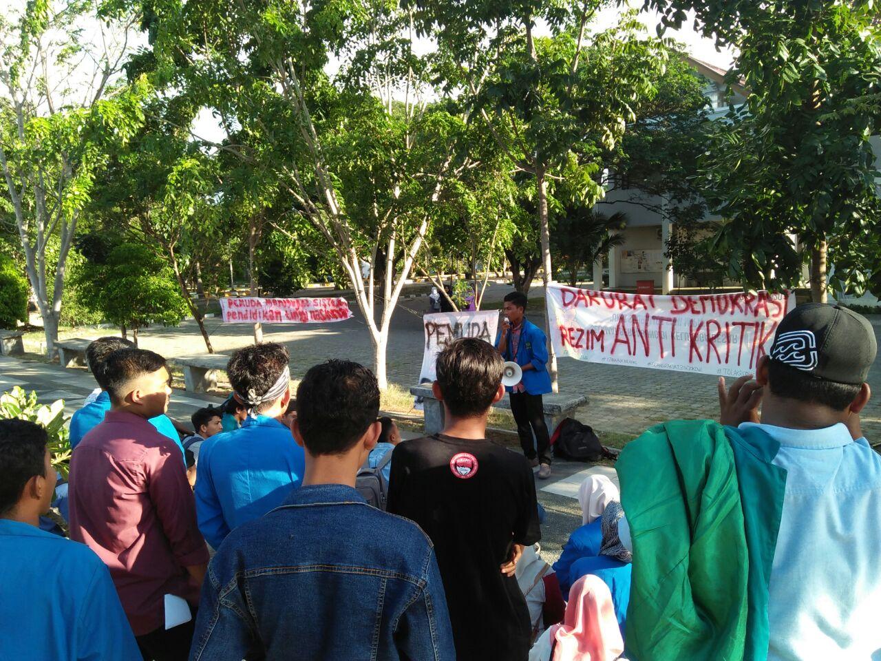 Himapol: Pendidikan Indonesia Ibarat Pabrik