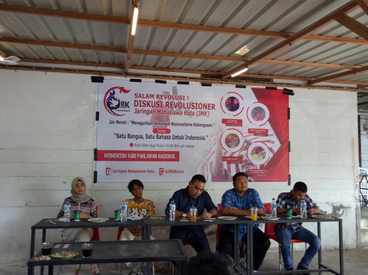 Ketua DPRK Banda Aceh Ajak Pemuda Bangkit