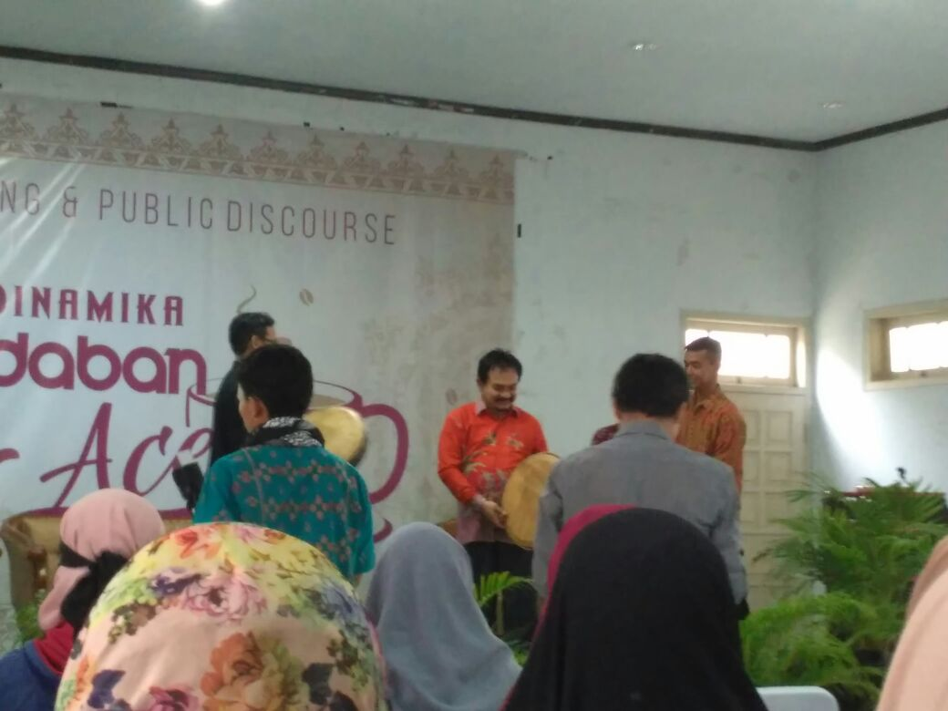Reusam Institute Adakan Diskusi Publik