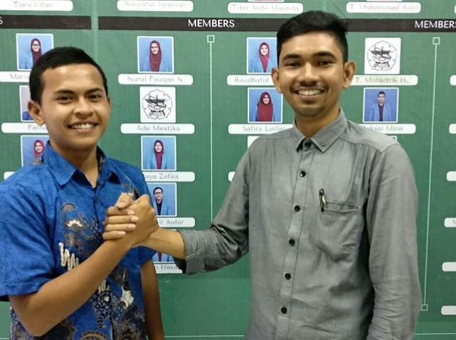 Suhaili, Presiden EDSA Terpilih Periode 2018-2019