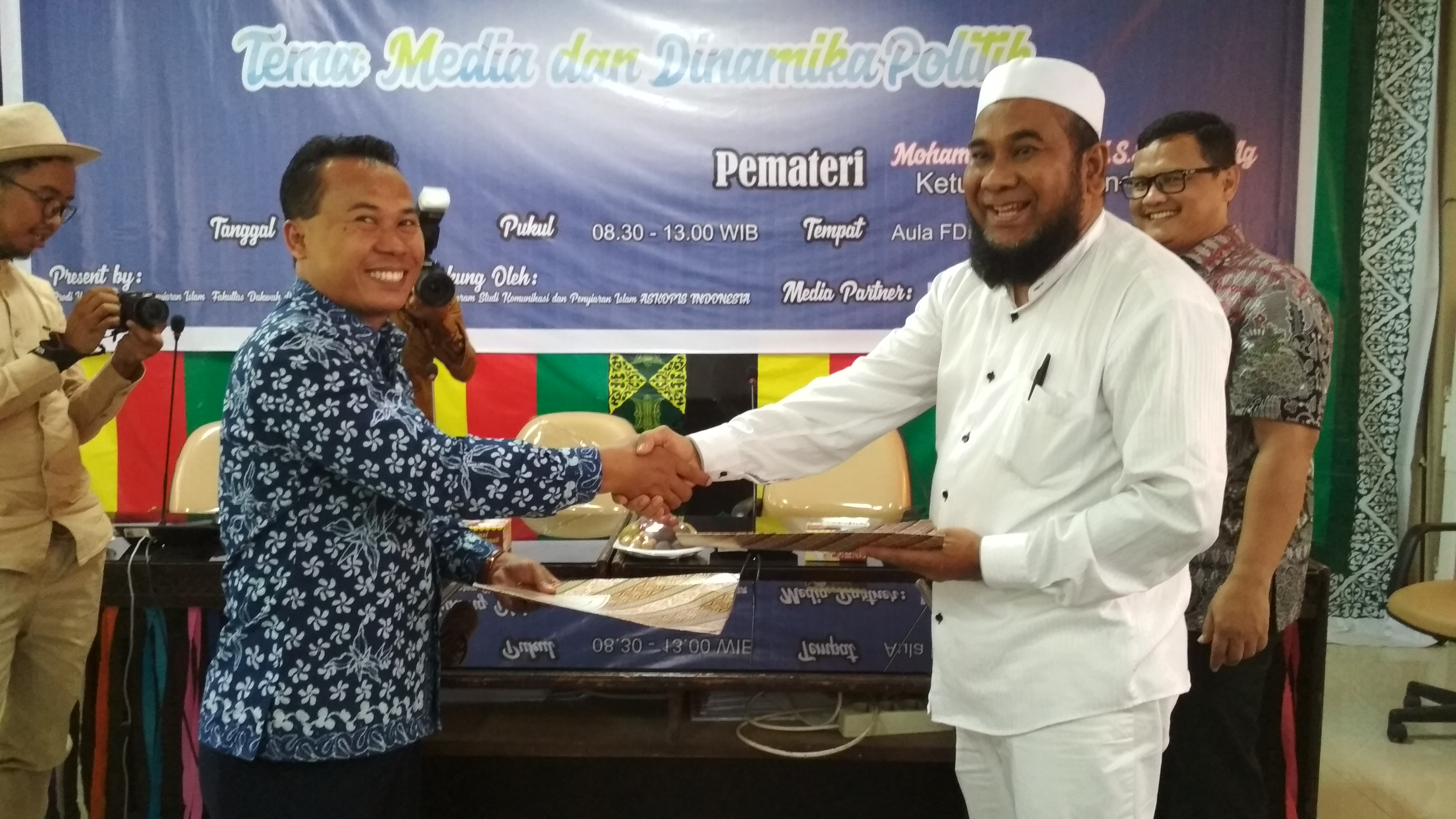 Ketua Askopis Indonesia: Media Dikuasai Segelintir Orang Saja