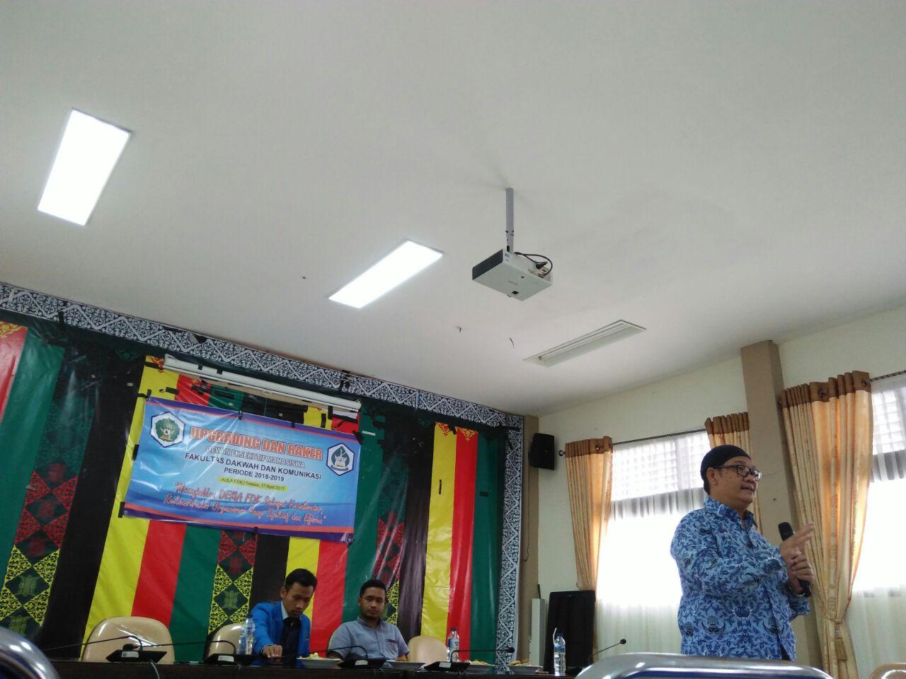 Pembinaan Mindset Untuk Kemajuan Lembaga Mahasiswa