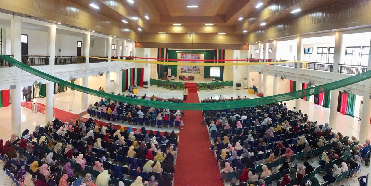 Prodi D3 Perbankan Syariah Gelar Studium General