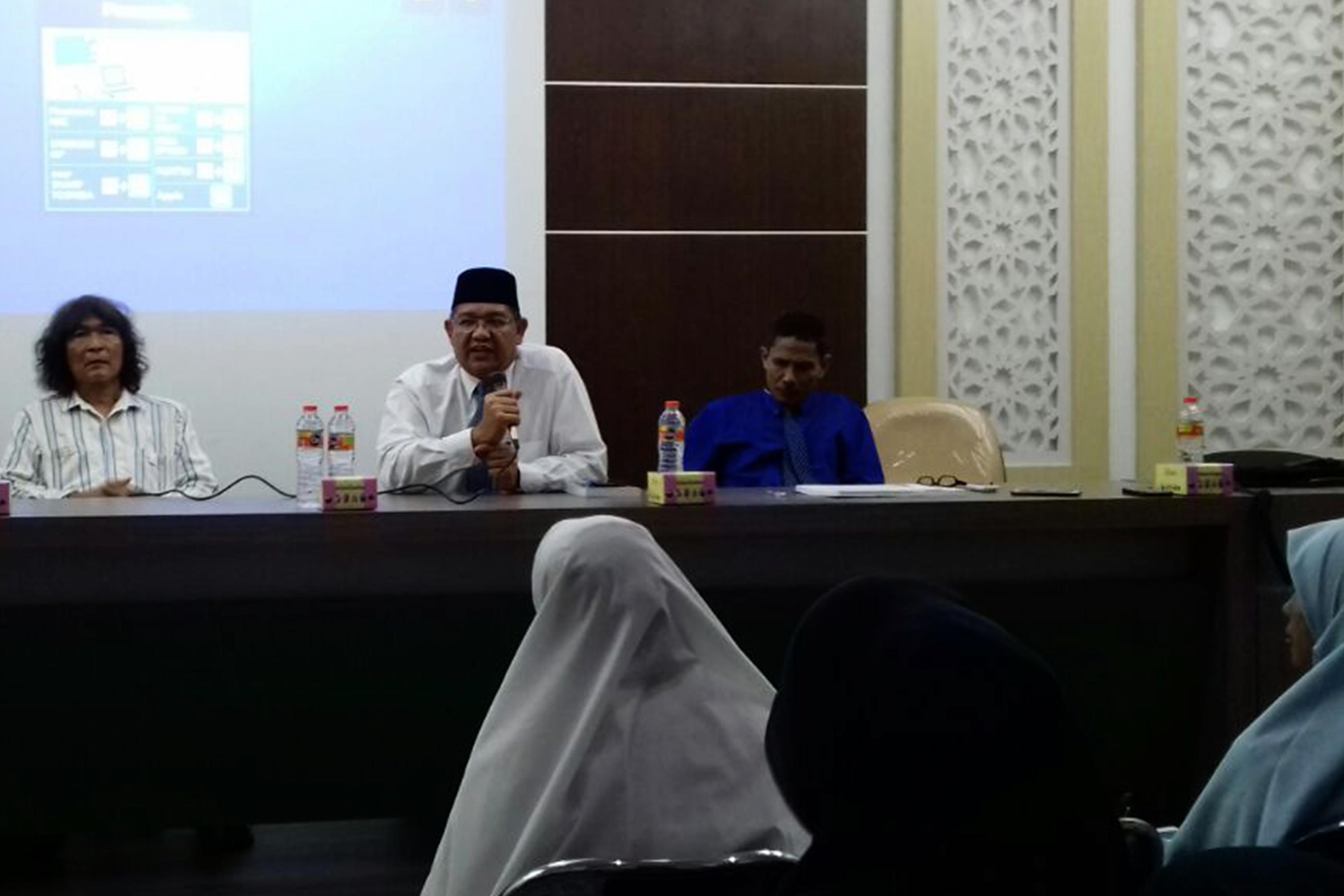 Praktisi dari Malaysia Ajak Anak Muda Aceh Produksi Film Sendiri
