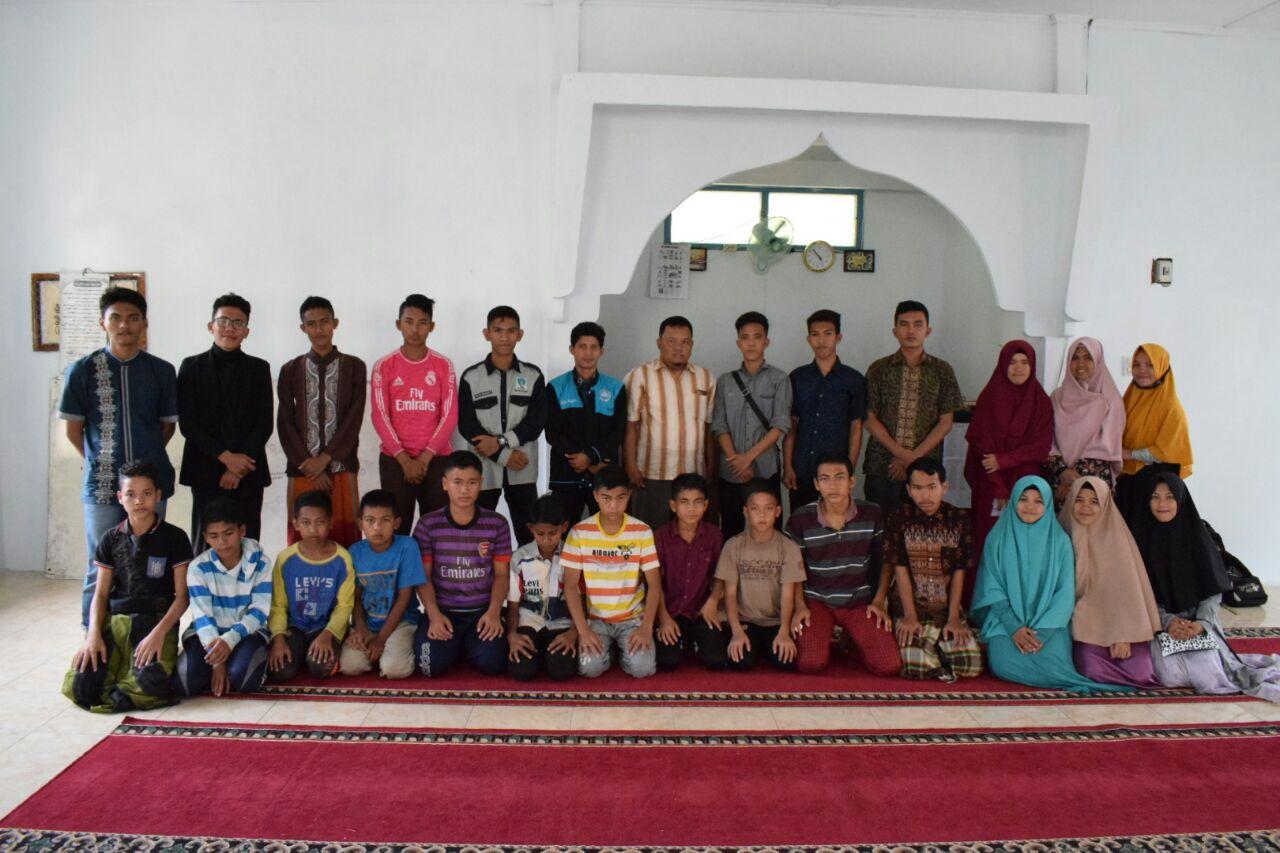 Ramadhan Berbagi, Ippemtepsel Kunjungi Panti Asuhan