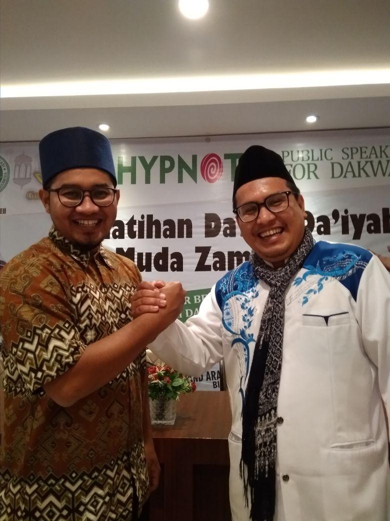 Gelar Pelatihan Da'i Da'iyah, BKPRMI Banda Aceh Hadirkan Juara III AKSI Indosiar