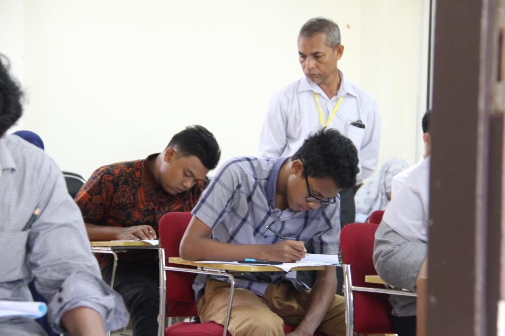 Tanpa Kendala, Peserta SBMPTN 2018 Puji Kinerja Panitia