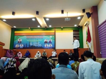 Pendidikan Biologi Buka Puasa Bersama 420 Mahasiswa