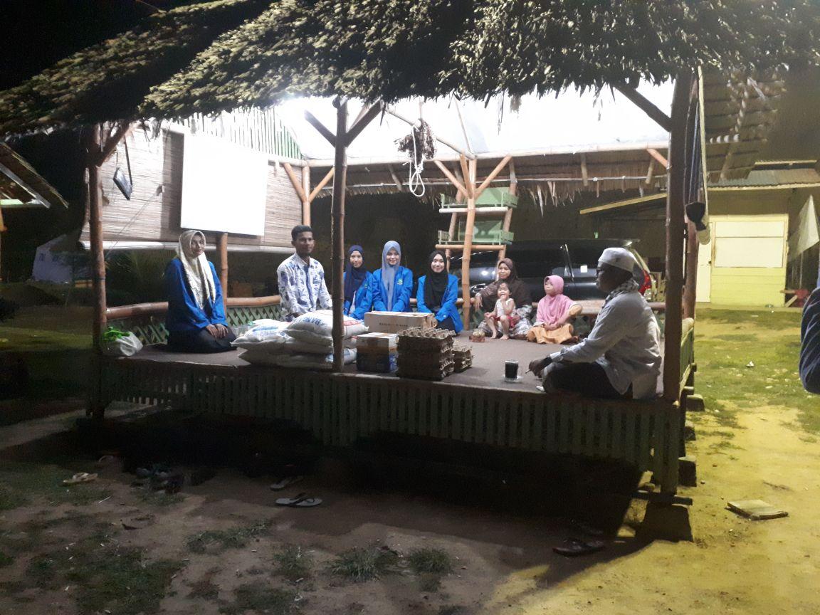Bantu Korban Kebakaran di Lhokseumawe, Mahasiswa Ini Ngamen Selama 5 Hari