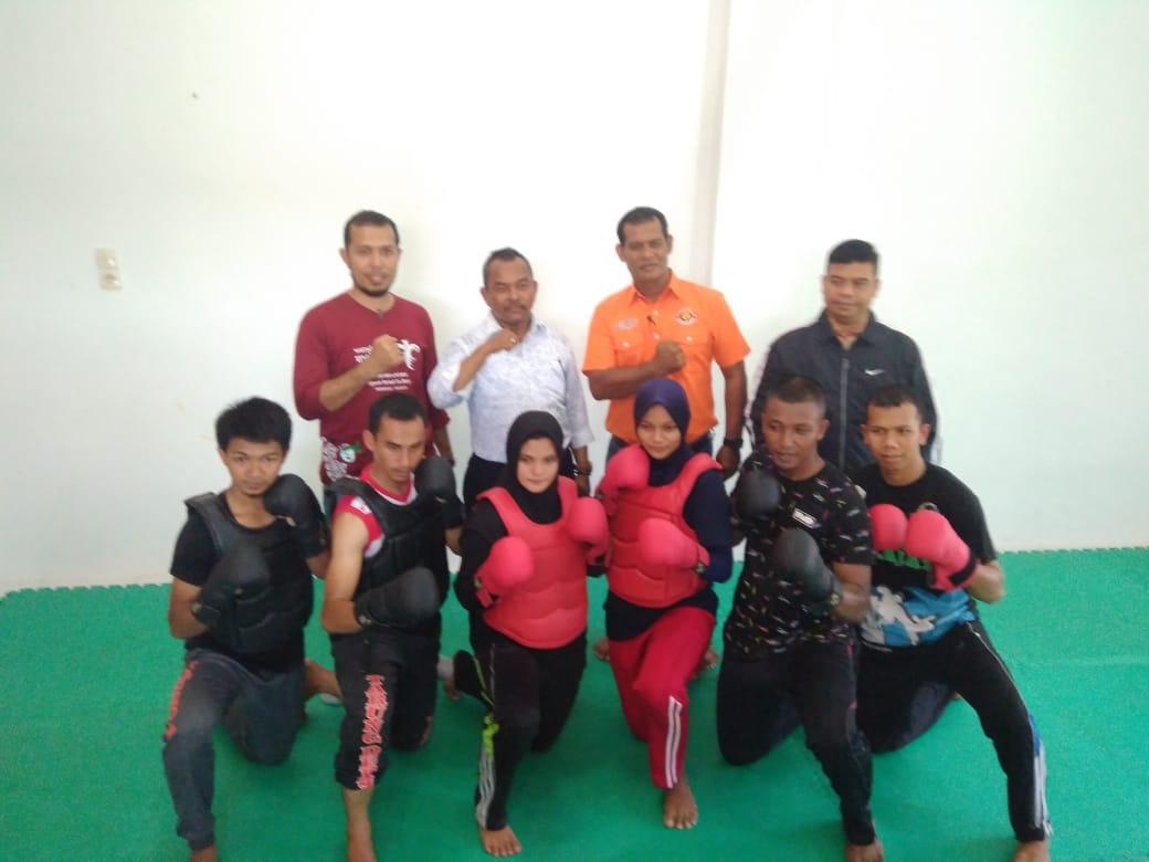 Tarung Derajat Aceh Besar Targetkan Juara Umum di PORA 2018