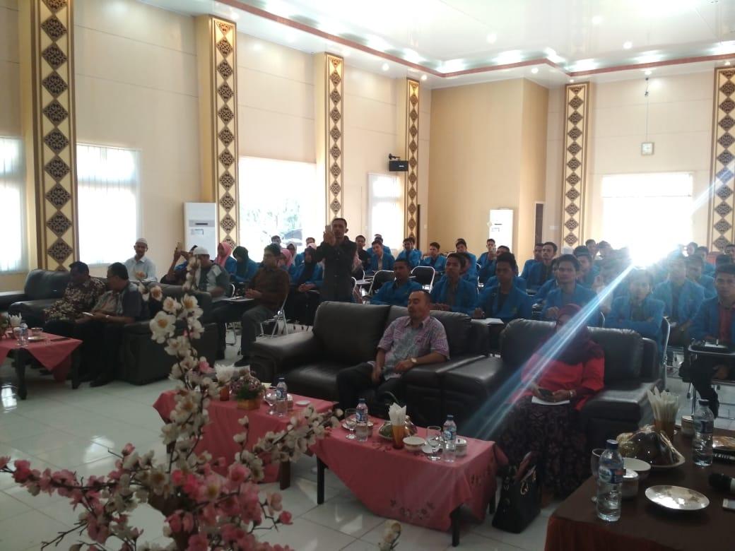 Sebanyak 72 Perwakilan Mahasiswa UIN Ar-Raniry Ikuti Latihan Kepemimpinan