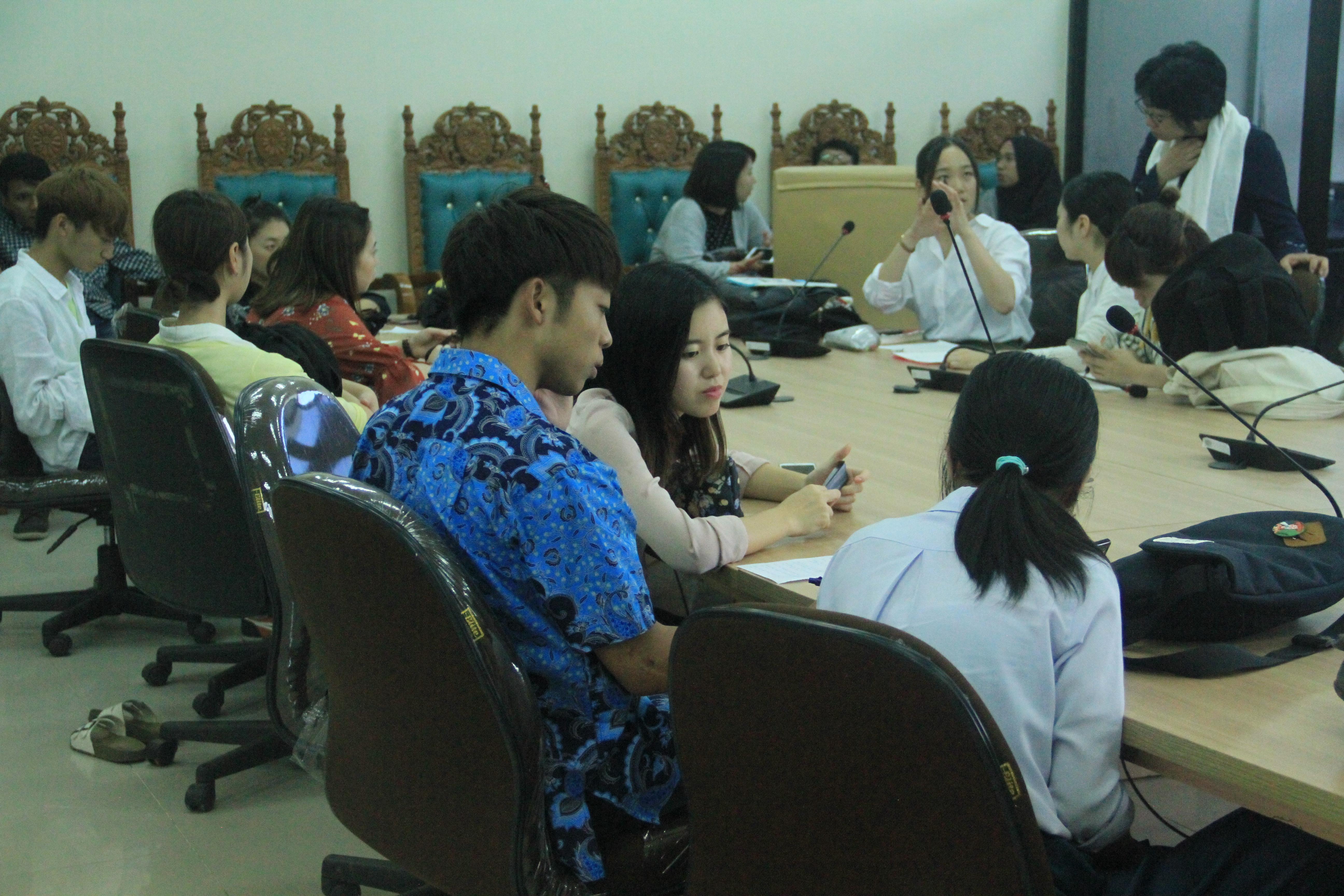Jalankan Program Magang, Mahasiswa Jepang Kunjungi UIN Ar-Raniry