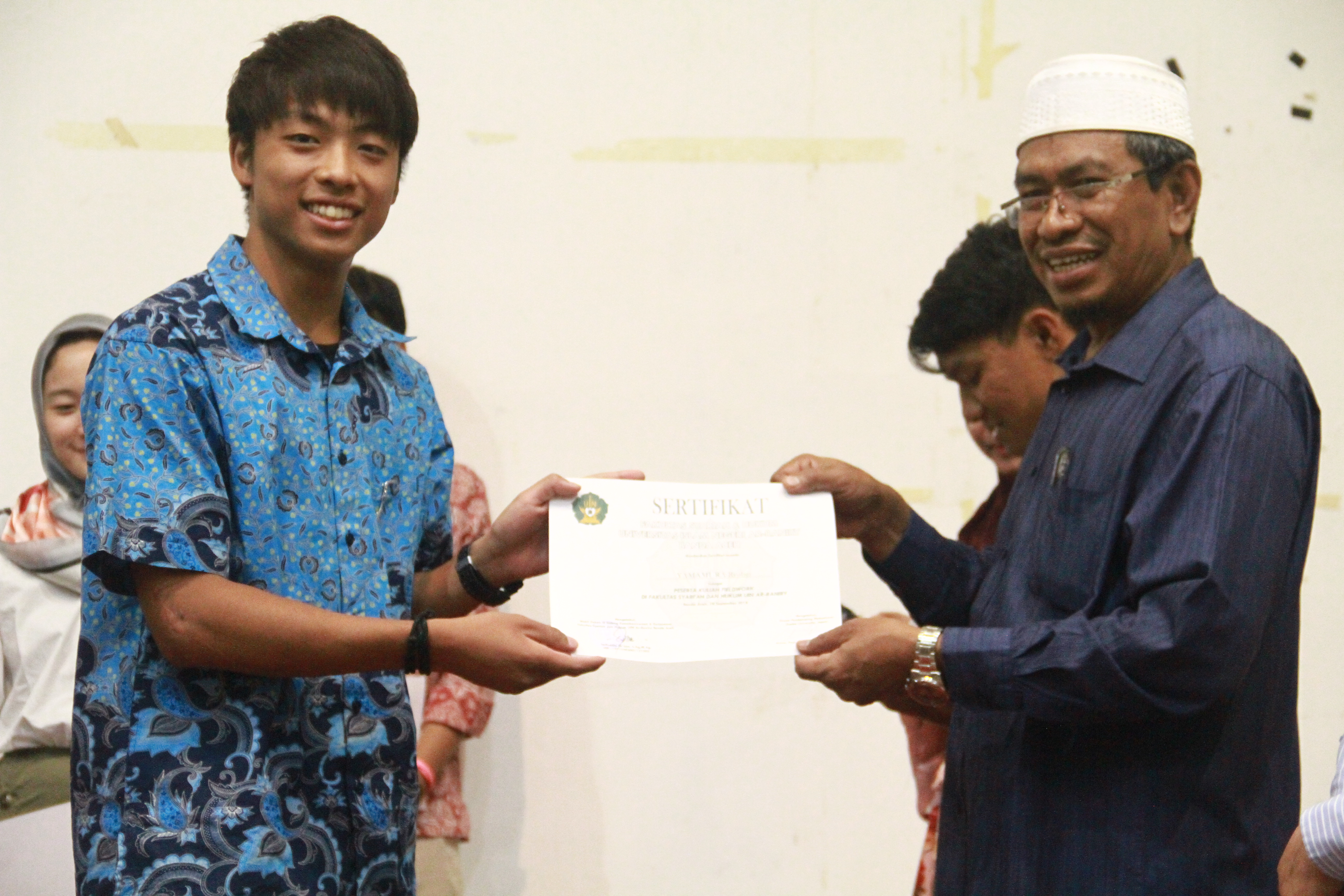 Aceh di Mata Mahasiswa Asal Jepang