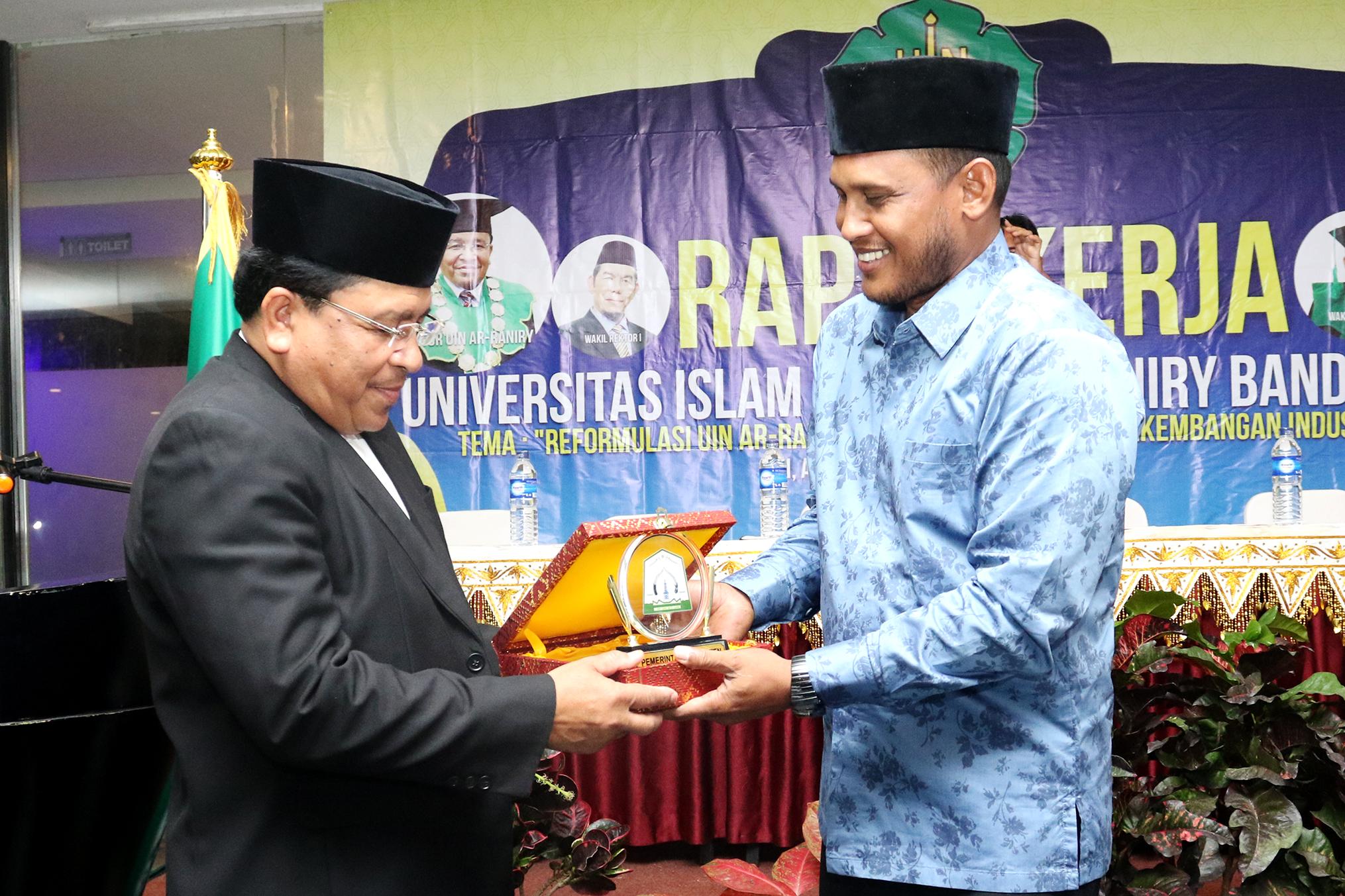 UIN Ar-Raniry Bahas Program Kerja 2020